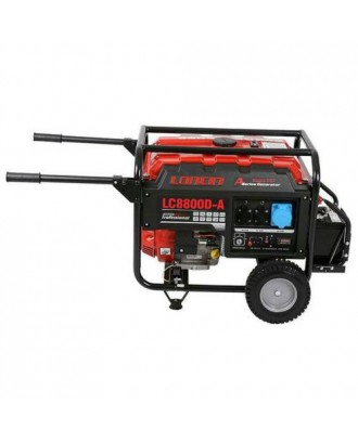 Gasoline Generator 6500 Watt LC8800D-A