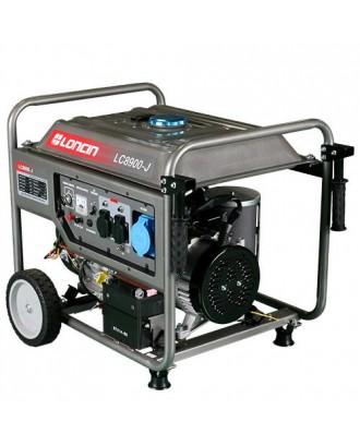 Gasoline Generator 6500 Watt LC8900-J