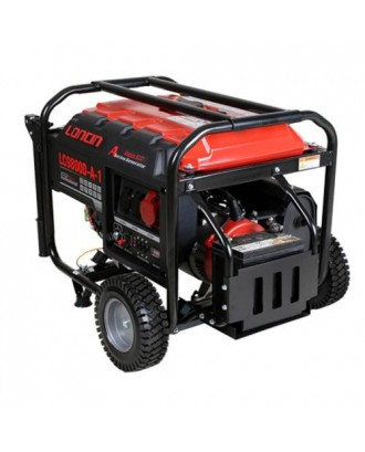 Gasoline Generator 3 Phase 7500 Watt LC9800D-A-1