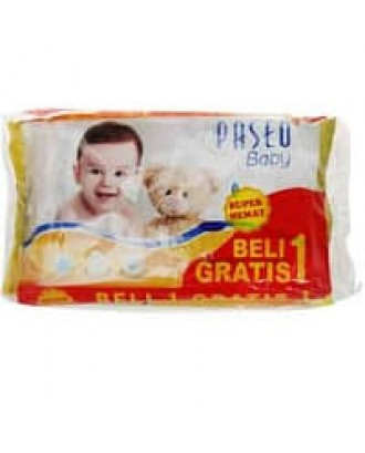 Baby Wipes Pillow Bag 10's(buy 1 get 1 free) - 651055