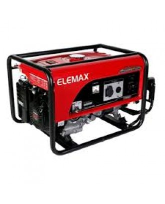 GENERATOR ELECTRIC STARTING - SH 7600 EX/S