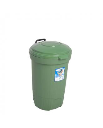 Tempat Sampah Bio Bulat 120 Liter - 2120